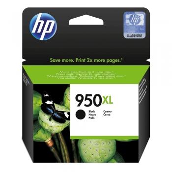 Cartus cu cerneala original HP CN045AE, 2300 pagini, negru