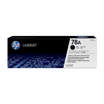 Toner original HP CE278A, 2100 pagini, negru