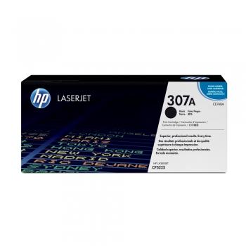 Toner original HP CE740A, 7000 pagini, negru