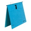 Dosar cu sina Falken, carton, albastru, 25 bucati/cutie